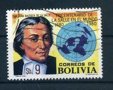 Bolivia 965 con sello (de la Salle) (548)