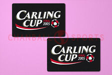 Football League Cup Carling Cup 2005 Final Sleeve Soccer Patch / Badge