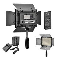 UK YONGNUO Yn-300 Yn300 LED Video Light for Canon Nikon DSLR Camera DV Camcorder