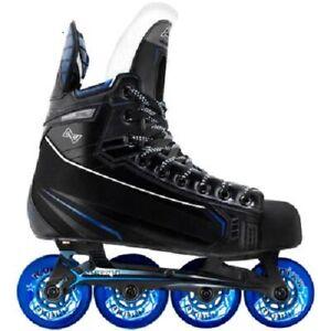 Alkali Revel 5 ~size 8,9,& 10 Hockey In Line~ Rollerblades ~$149.99 New