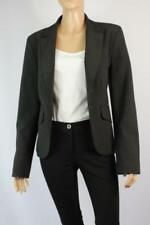All Seasons Button-Down Striped Coats & Jackets for Women
