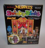 Jim Henson's Muppets Shrinky Dinks Playset Colorforms 1981 Sealed NIB