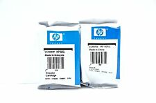HP Genuine New 60XL High Yield Black/Tri-Color Inkjet Print Cartridges