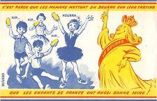 BUVARD Publicitaire - Le Beurre