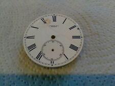 Pocket Watch Movement. Incomplete. Antique/Vintage Schwer & Co Bristol