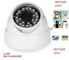2MP 1080P DOME HD CCTV IR  SECURITY NETWORK IP Camera ONVIF mtl