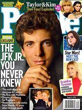 PEOPLE Magazine August 1 2016 JFK Jr. POKEMON GO Star Wars IVANKA TRUMP