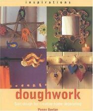 Doughwork: Using Salt Dough for Creative Home Decorating-ExLibrary