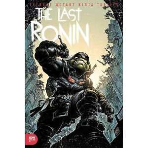 Teenage Mutant Ninja Turtles The Last Ronin #3 IDW Williams II 1:10 Variant