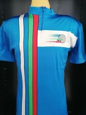 MAGLIA CICLISMO CASTELLI vintage 90's MAILLOT SHIRT CYCLISM TEAM ITALIA tg XXL