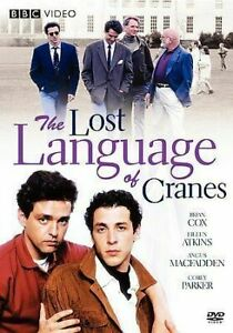 """BRIAN COX, EILEEN ATKINS    """"THE LOST LANGUAGE OF CRANES""""  R.4  (DISC ONLY)  DVD"""