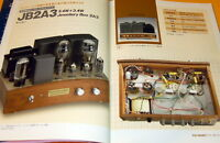 Make TUBE AMP from japan japanese rare #0083