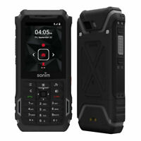 Sonim XP5s (XP5800) GSM Unlocked (AT&T) Waterproof Ultra Rugged Phone - Black