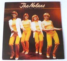 THE NOLANS LP    Making waves   UK VINYL LP