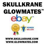 Skullkrane Glowmates eBay Store