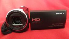 Sony Handycam Hdr-Cx405 1080p Full Hd 60p Video camera camcorder, Black