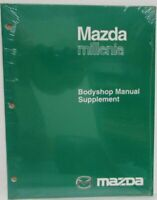 2001 Mazda Millenia Bodyshop Manual Supplement