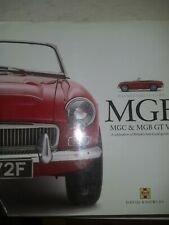 HAYNES GREAT CARS MGB MGC and v8 book