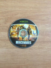 Mercenaries for Microsoft Xbox *Disc Only*