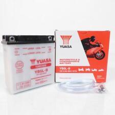 Battery Yuasa Yamaha Motorcycle 125 TZR 1987-1992 YB5L-B/12V 5Ah New