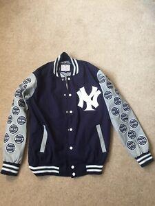 New York Yankees Baseball Jacket. LARGE.
