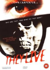 SCI FI HORROR – THEY LIVE DVD
