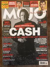 Mojo magazine - Johnny Cash, Wilko Johnson, JJ Cale, Roy Harper (October 2013)