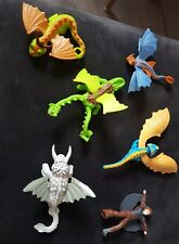 McDonalds toys How to Train your Dragon -  Variety Of Dragons Loose