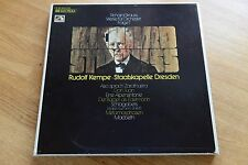 R. STRAUSS orchestra works Vol. 1 KEMPE Staatskapelle 5 LP box EMI 50271/74