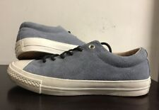 Converse Skateboarding Men Sneaker Size 7.5US/ 7.5UK/ 41EUR. Blue Suede Leather