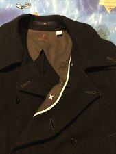 Stone Island Vintage Marina Jacket Wool Black Size L Perfect Osti