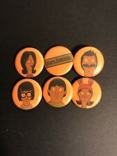 Louise Belcher 1.25 Inch Button Pin Bobs Burgers