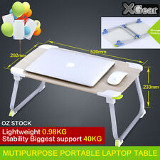 XGear Foldable Table Laptop Tray Bed portable Home Office Desk Mate TV Dinner