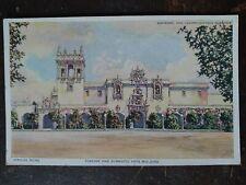 Foreign & Domestic Arts Bldg, Panama-California Expo Official Views - 1915