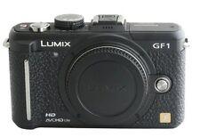 Camera Leather decoration sticker for Panasonic Lumix GF1  4034Leica  Black Type
