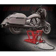 Extreme Max 5001.5041 Pneumatic / Hydraulic Motorcycle / ATV Jack - 1500 lb. Cap