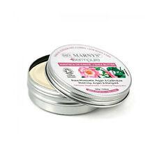 Beurre de Karité Rose Rosier, Argan Et Calendula Bio 100 Gr MARNYS