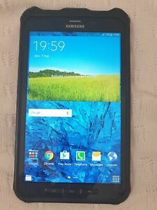 Tablette Samsung Galaxy Tab Active 16 Go - Noir + Coque de Protection