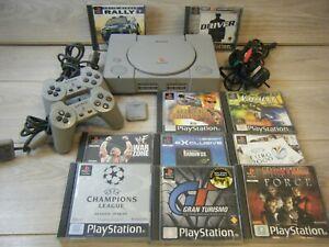Las Mejores Ofertas En Consolas Sony Playstation 1 Ebay