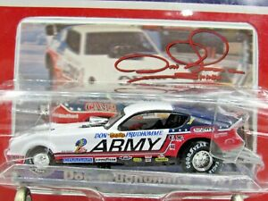 ACTION VHTF NHRA SERIES DON PRUDHOMME SNAKE ARMY 1978 PLYMOUTH ARROW FUNNY CAR