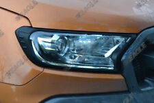 Ford Ranger T6 2016 On Styling Accessories FRONT HEAD LIGHT SURROUNDS BLACK