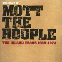 Mott The Hoople - The Best Of The Island Y (NEW CD)