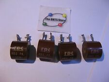 RPC 2200 Ohm 2.2K 1% Precision Wire-wound Resistor 2K2 HBG-PA-LFB - Used Qty 4
