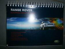 Range Rover 2005 : schémas électriques