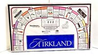 City'Opoly Kirkland, WA by TGM A Monopoly Type Board Game Family Night SEALED!