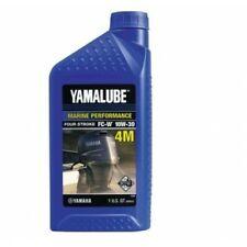Yamaha Yamalube Engine Oil 4-Stroke 4M FC-W Quart