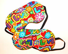 Sleep Mask - LOVE - Comes As Shown - Fits Kids to Adults
