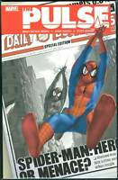 Marvel The Pulse: Thin Air Spider-Man Vol 1 TPB New NM
