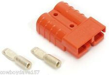 Anderson SB50 Connector Kit Orange 10/12  Awg 6331G12  Authentic Anderson Power