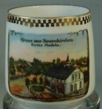 CA 1910 GRUSS AUS NEUENKIRCHEN KREIS HADELN CHINA CUP